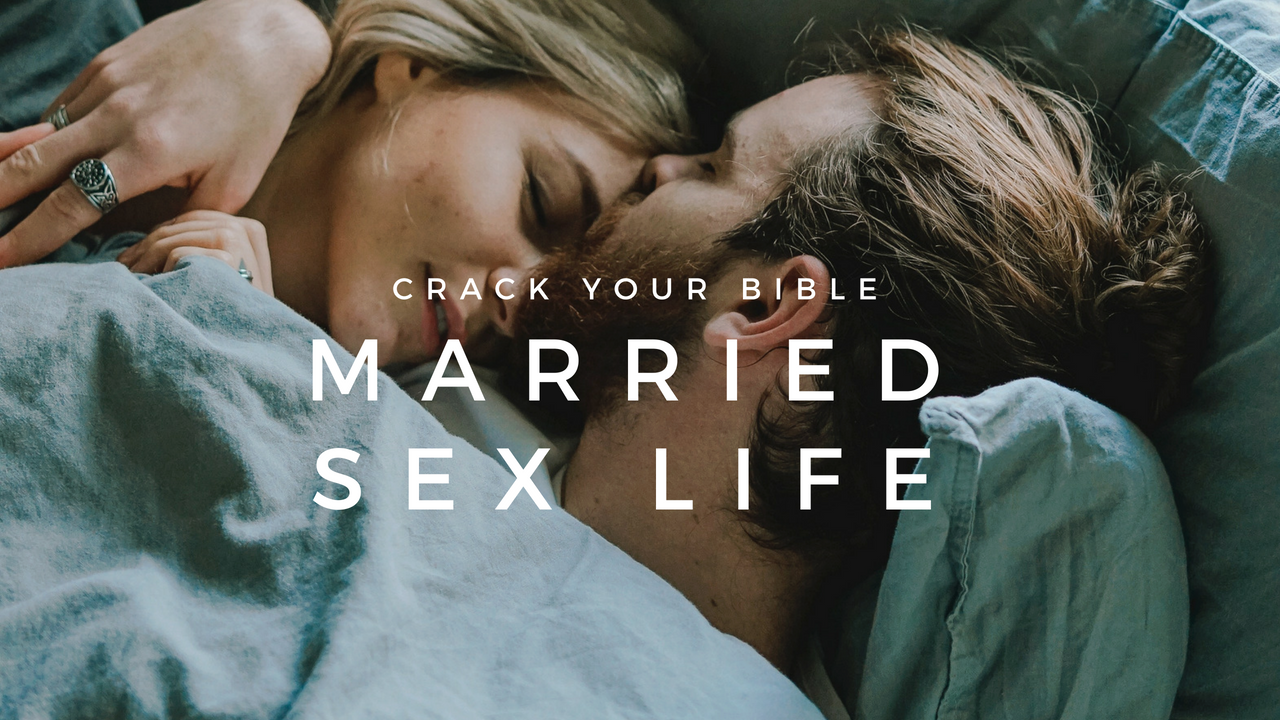 Amusing idea bible marriage begins sex with you